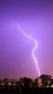 Picture of Lighting Strike
